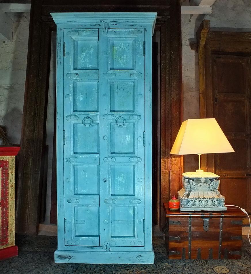 armoire indienne vieilles portes jn6 sa12 meubles indiens. Black Bedroom Furniture Sets. Home Design Ideas