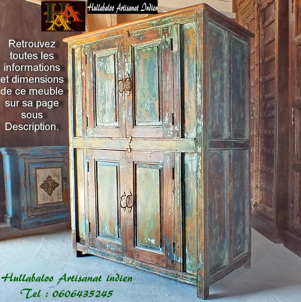 placard ancien bhandara portes jnla with meuble garde manger ancien. Black Bedroom Furniture Sets. Home Design Ideas