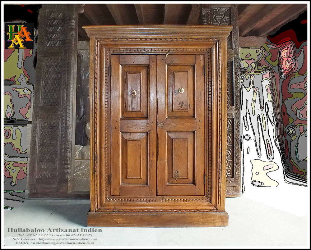 Armoire ancienne armoires with armoire ancienne renover - Comment relooker une armoire ancienne ...