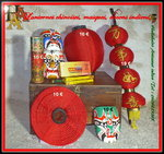 Décorations chinoises