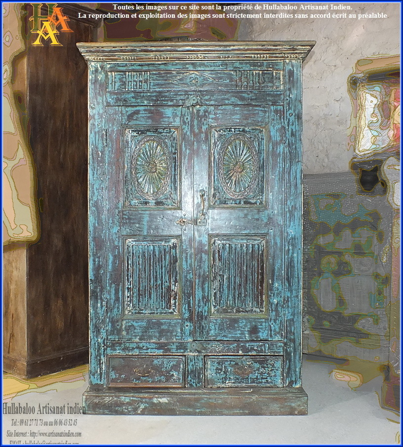 armoire ancienne peinte buffet henri ii avant dutre peint. Black Bedroom Furniture Sets. Home Design Ideas