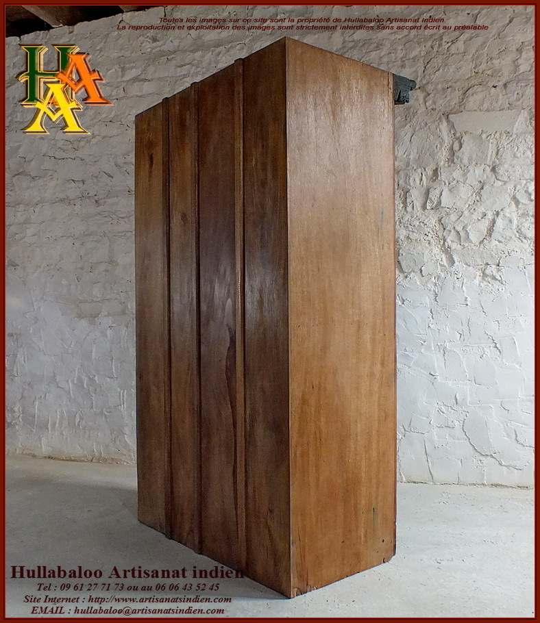armoire indienne portes anciennes jn10 sgh44 meubles indiens. Black Bedroom Furniture Sets. Home Design Ideas