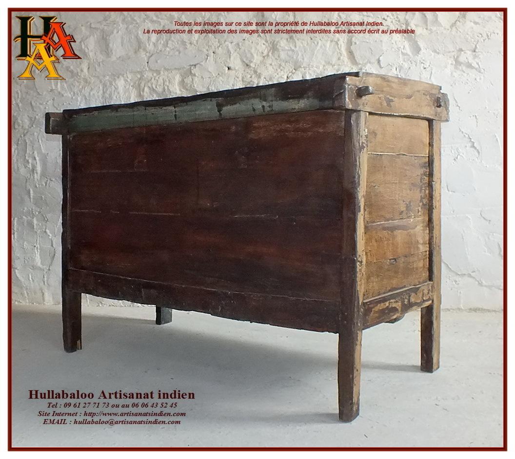 Garde manger indien damchaya jn10 sgh53 meubles indiens for Meubles indiens anciens