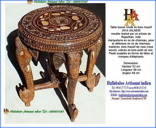 regard détaillé 247ca a96f1 Meubles indiens, décoration indienne, meubles peints bois ...