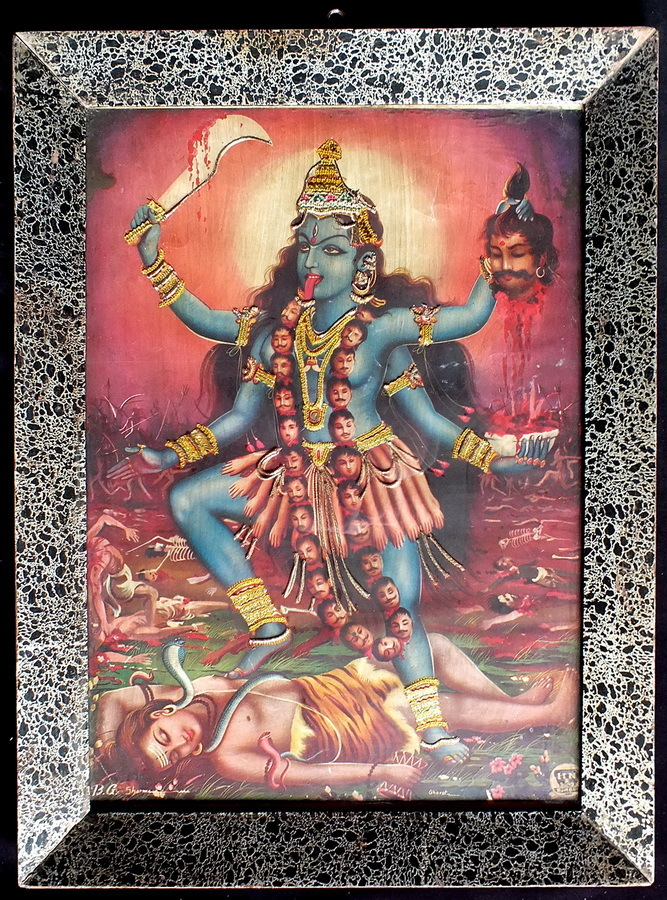 ancienne-chromo-lithographie-KALI_-divinite-indienne_1